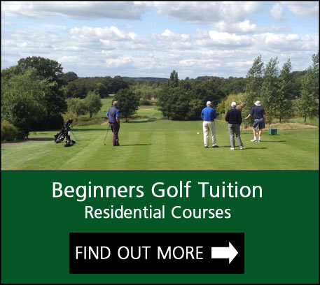 Beginners residential courses